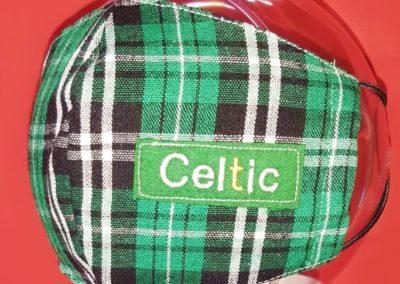Celtic Face Mask